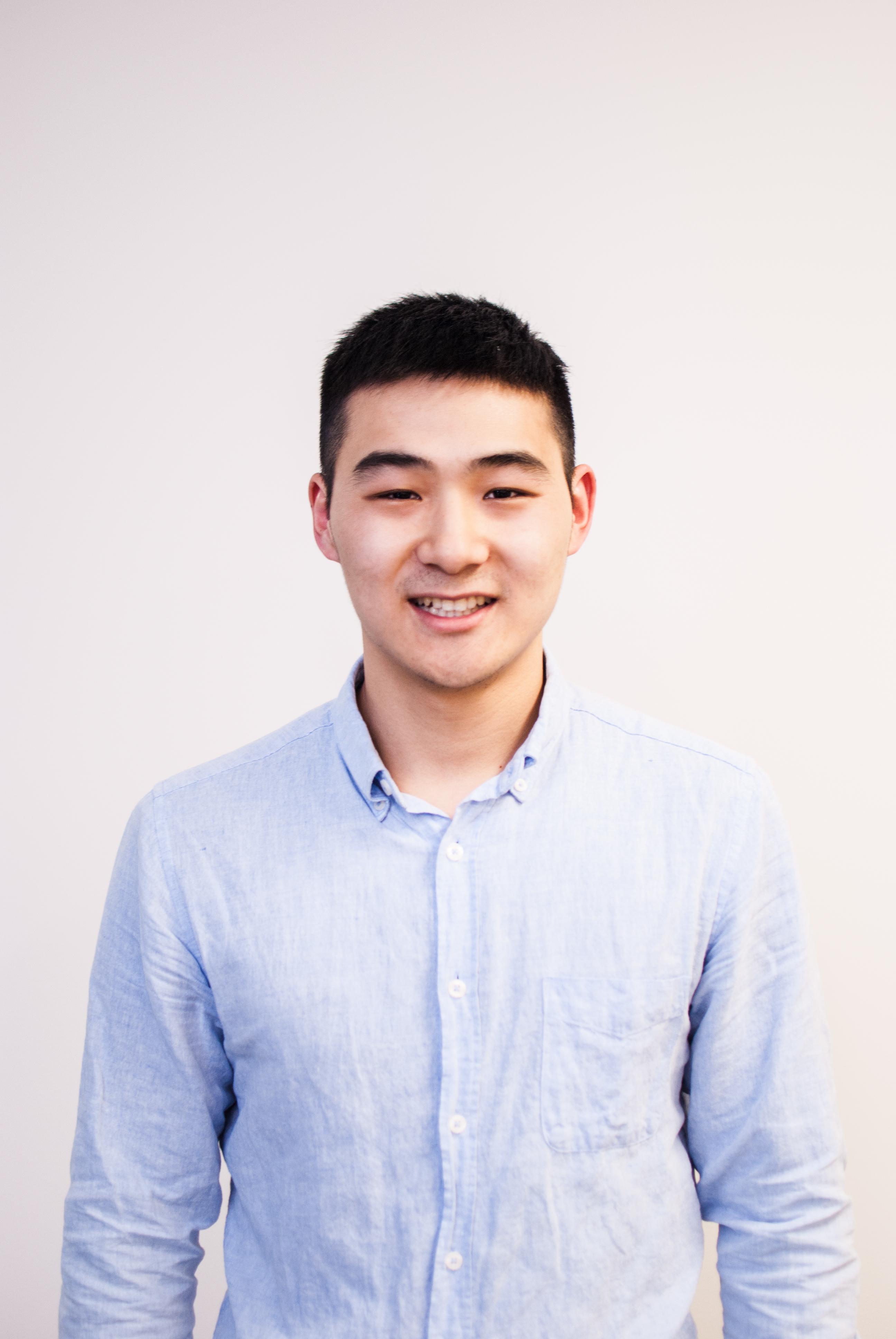 General Representative: Guangfeng Zhang (2016-17)