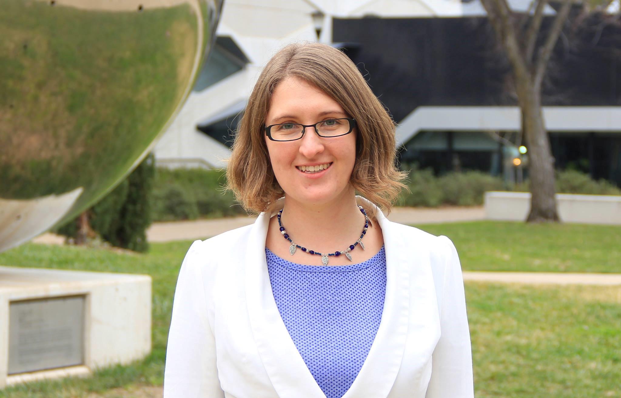 College of Arts and Social Sciences; Lauren Sadow