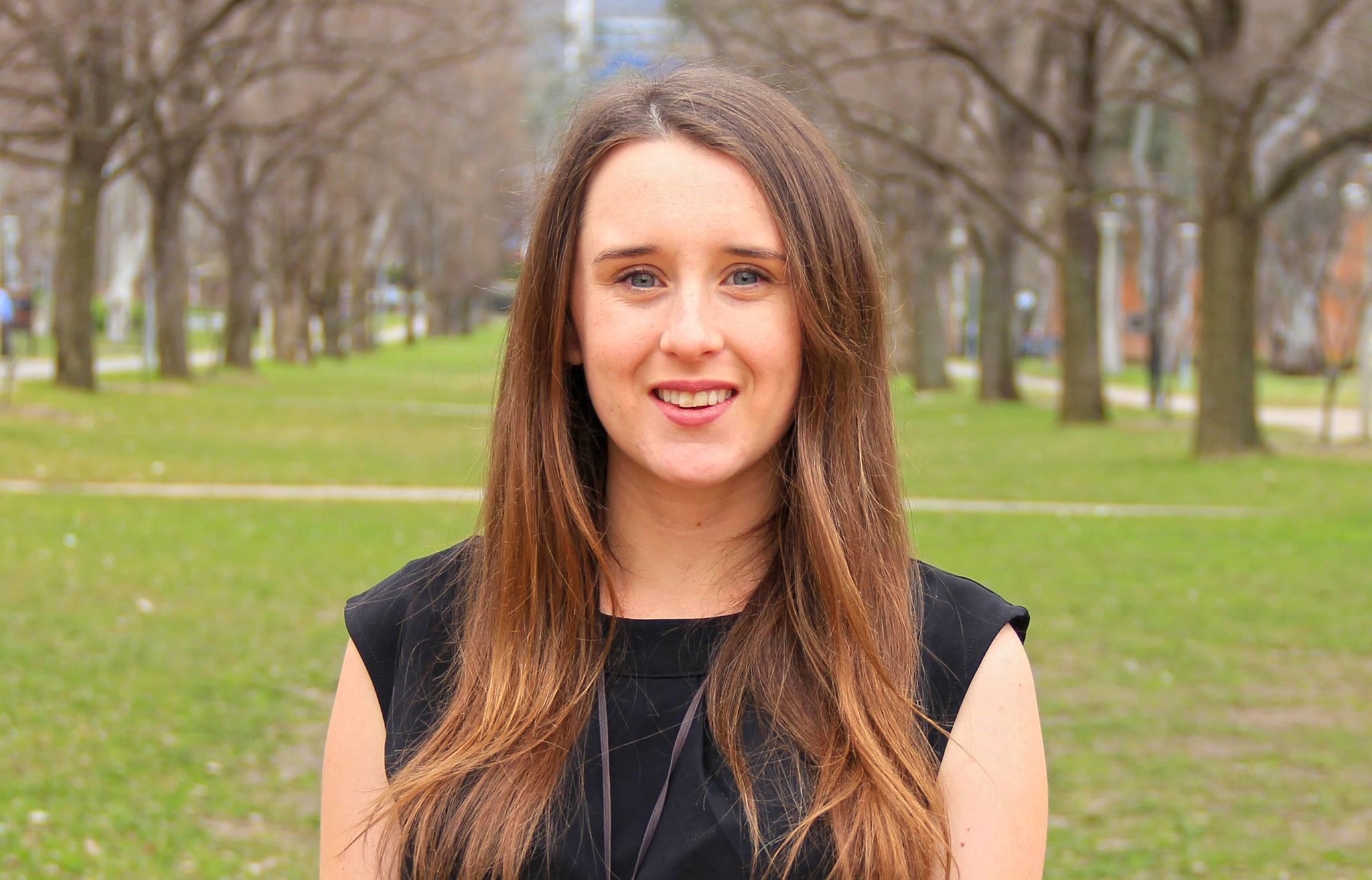 Nathalie Blakely; Women's Officer (2016-17)